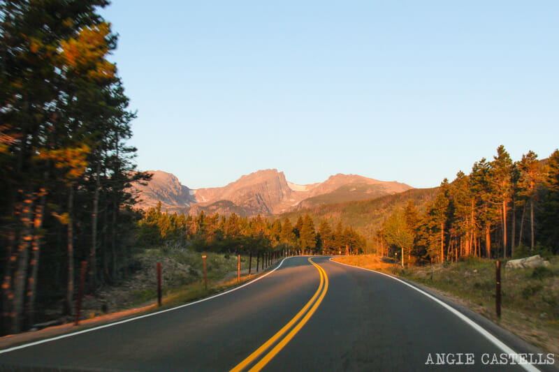Ruta por Colorado en coche: Peak to Peak Highway