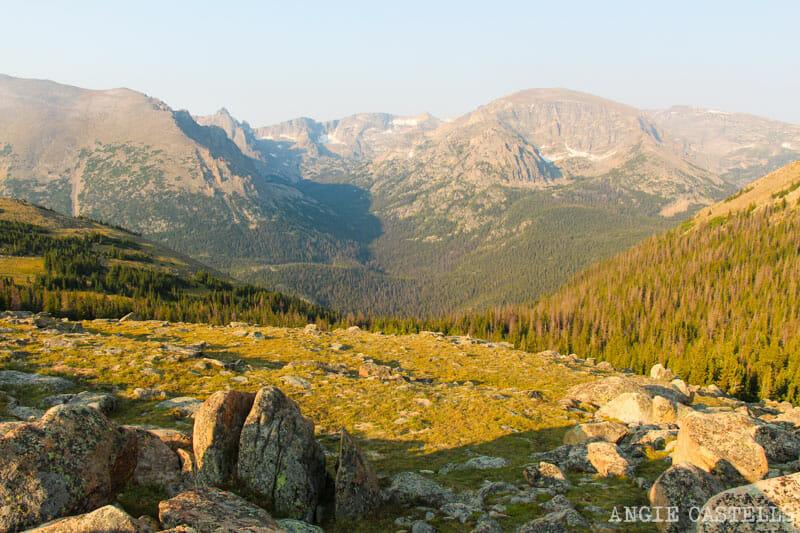 Ruta por Colorado en coche: Ute Trail Tundra