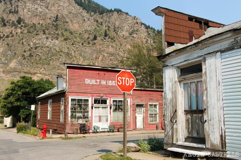 Ruta por Colorado y los pueblos mineros: Georgetown 2