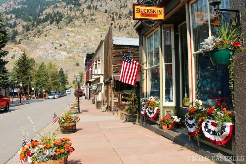 Ruta por Colorado y los pueblos mineros: Georgetown