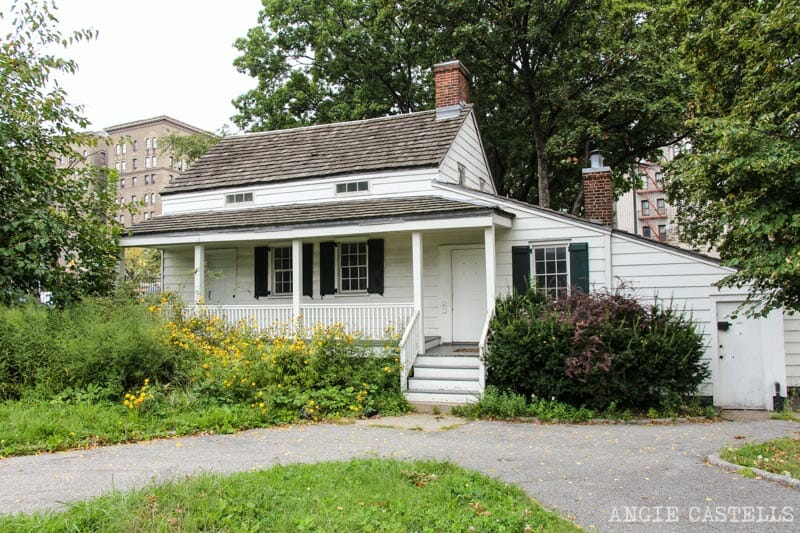 Visitar el Bronx Que ver Edgar Allan Poe Cottage