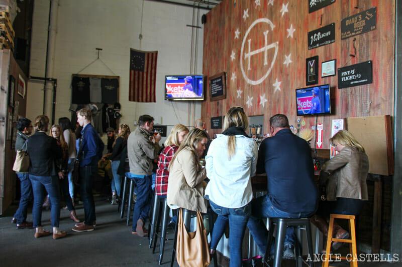 Visitar el Bronx Que hacer Gun Hill cerveza