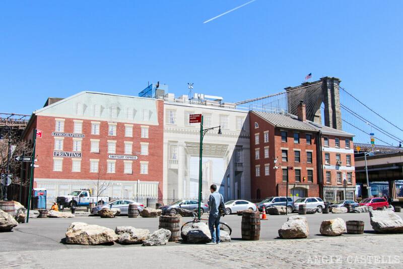 Guía de South St Seaport - Puente de Brooklyn