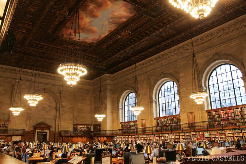 Que-ver-Nueva-York-un-dia-Ruta-Manhattan-New-York-Public-Library-Rose-Main-Reading-Room