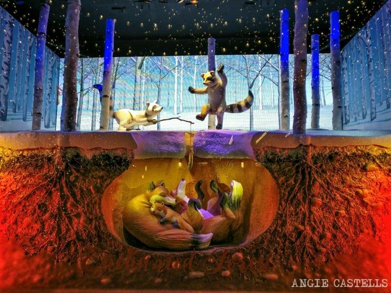 Las mejores decoraciones y escaparates navideños de Nueva York - Lord-and-Taylor