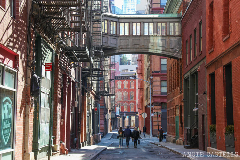 Curiosidades de Nueva York que te sorprenderán: Tribeca