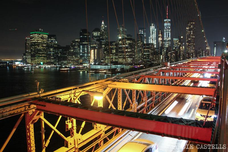 Curiosidades de Nueva York que te sorprenderán: el puente de Brooklyn