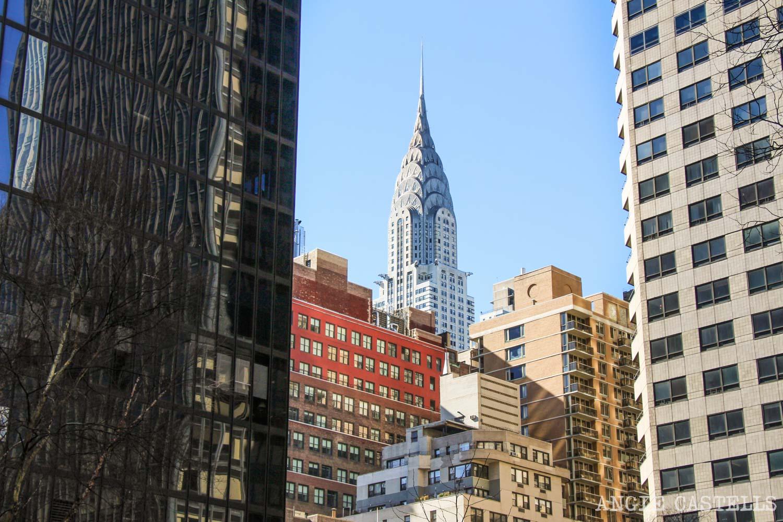 Curiosidades de Nueva York que te sorprenderán: el Chrysler Building