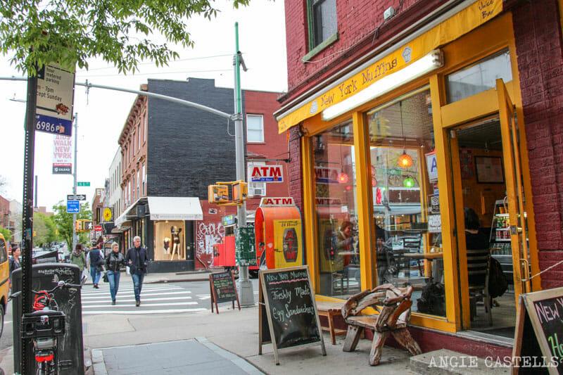 Curiosidades de Nueva York que te sorprenderán: Bedford Avenue, Williamsburg