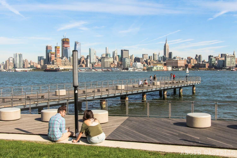 Las mejores vistas del skyline de Nueva York: Hoboken, Nueva Jersey