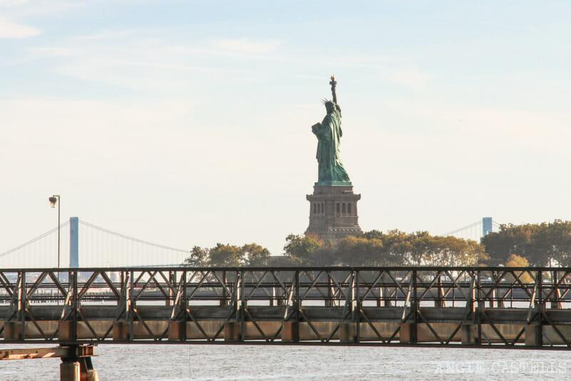 Las mejores vistas del skyline de Nueva York: Liberty State Park
