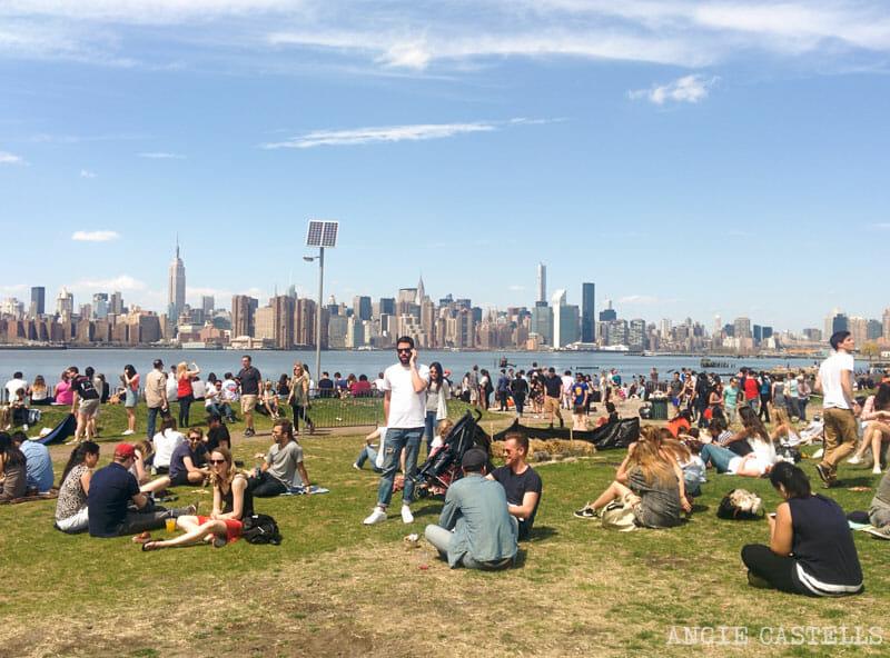 Las mejores vistas del skyline de Nueva York: el East River State Park