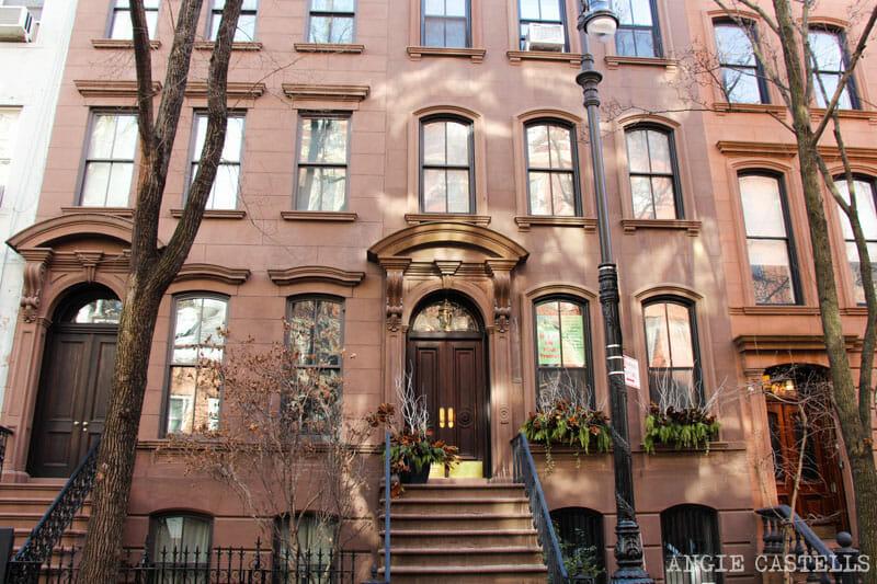 Guía del West Village de Nueva York: el apartamento de Carrie Bradshaw