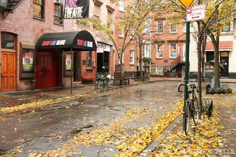 Guía del West Village de Nueva York: el Cherry Lane Theatre