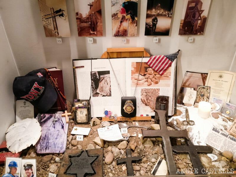 Visitar el Ground Zero Museum Workshop, uno de los museos del 11-S en Nueva York