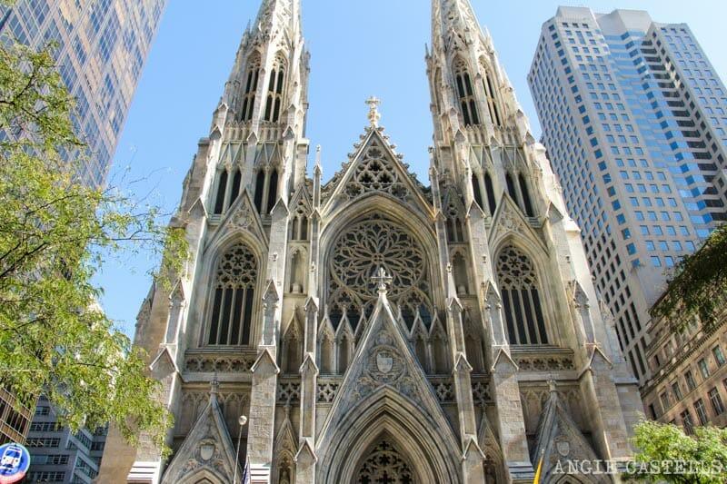 Guía del Rockefeller Center - La Catedral de St Patrick