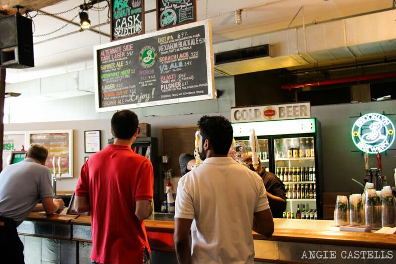 Qué hacer gratis en Nueva York - Tour por la Brooklyn Brewery
