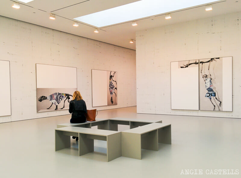 Qué hacer gratis en Nueva York - Las galerías de arte de Chelsea