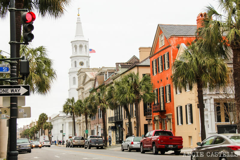 Guía de Charleston: Los Four Corners of the Law