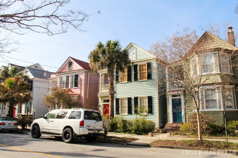 Guía de Charleston: Qué ver en 2 días - Harleston Village
