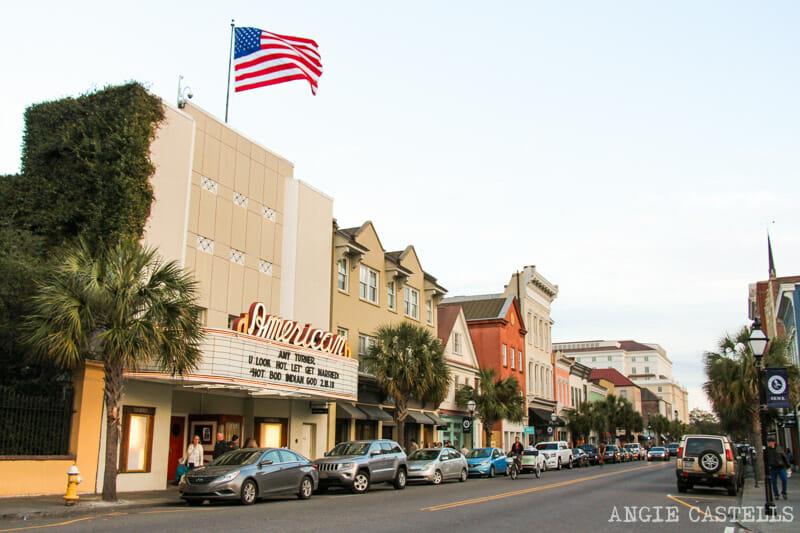 Guía de Charleston: Qué ver en 2 días - Upper King Street