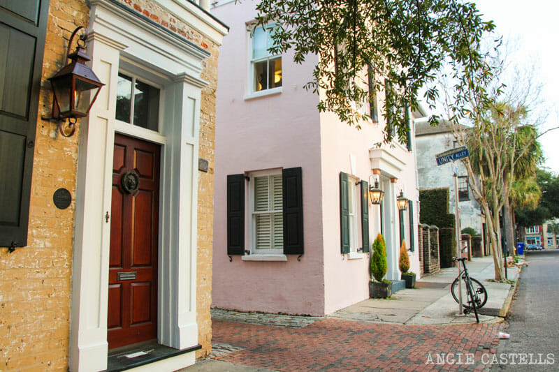 Guía de Charleston: Arquitectura del French Quarter