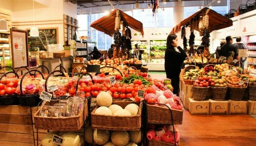 Supermercados de Nueva York