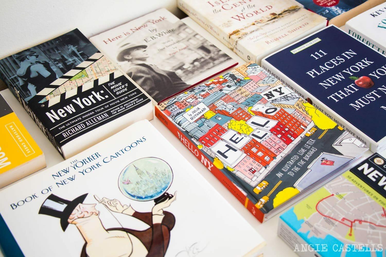 Los mejores libros ambientados en Nueva York