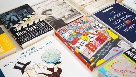 15 libros  ambientados en Nueva York