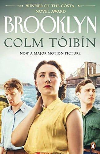 Los mejores libros ambientados en Nueva York: Brooklyn, de Colm Toibin