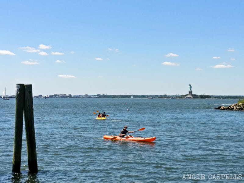 Planes originales en Nueva York - Red Hook Kayak