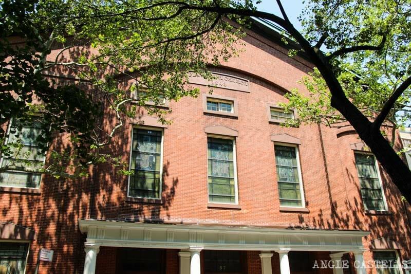 Ruta por Brooklyn Heights - Plymouth Church