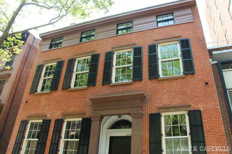 Ruta por Brooklyn Heights - Casa de Truman Capote