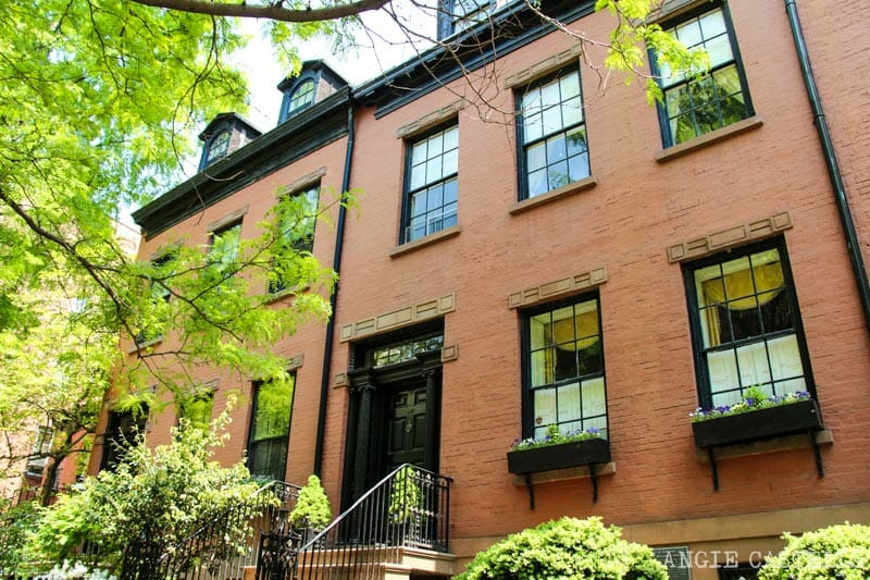 Ruta por Brooklyn Heights - Estilo federal