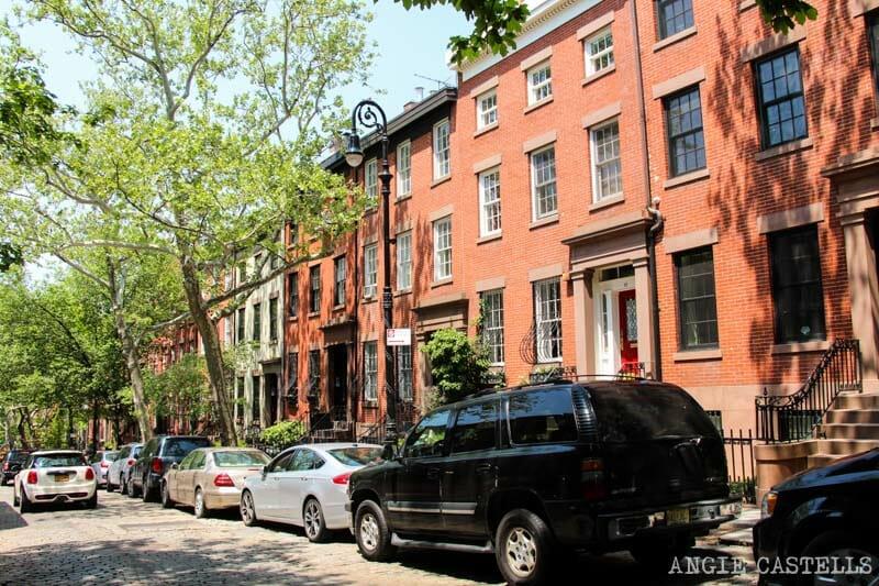 Ruta por Brooklyn Heights - Joralemon St