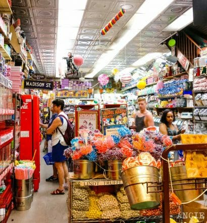 Las mejores tiendas de golosinas de Nueva York - Economy Candy