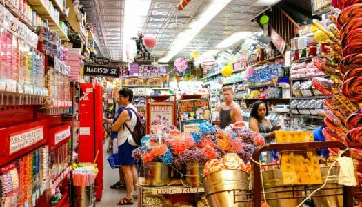 Las mejores tiendas de golosinas de Nueva York