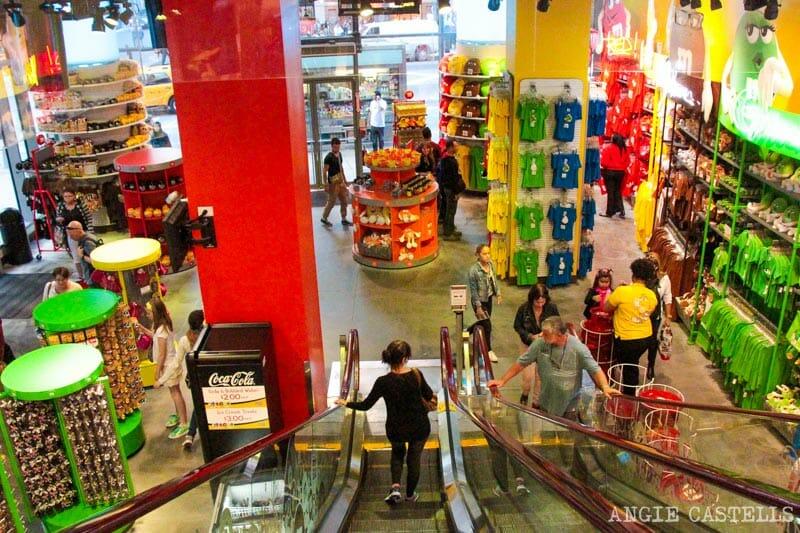 Las mejores tiendas de golosinas de Nueva York - M&M's World