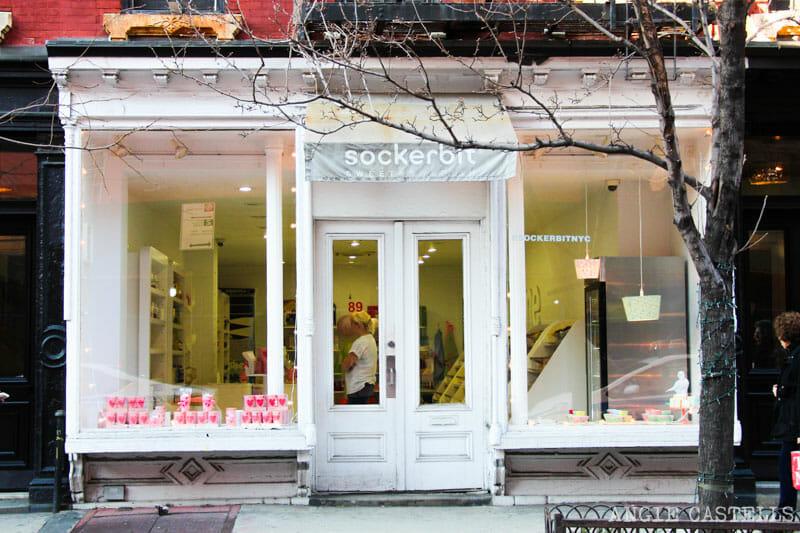 Las mejores tiendas de golosinas de Nueva York - Sockerbit