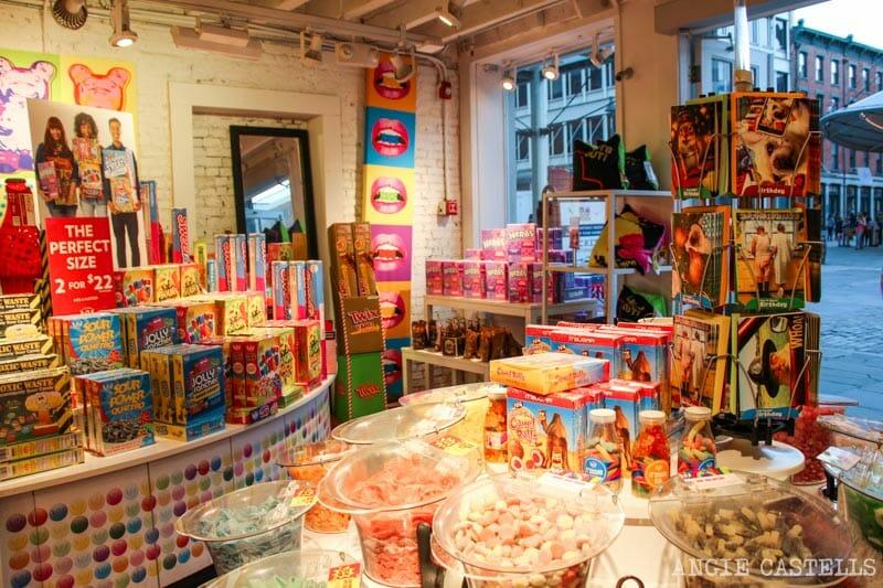 Las mejores tiendas de golosinas de Nueva York - It's Sugar