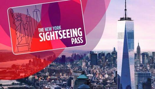 La tarjeta Sightseeing Pass de Nueva York