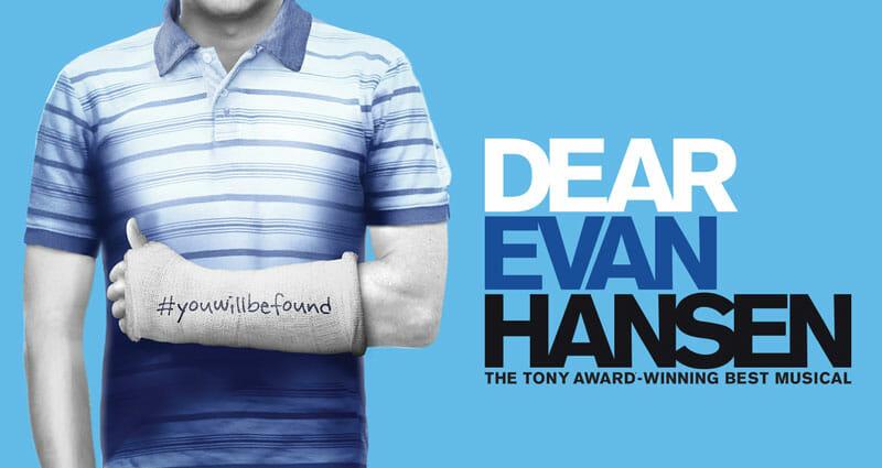 Los mejores musicales de Broadway - Dear Evan Hansen