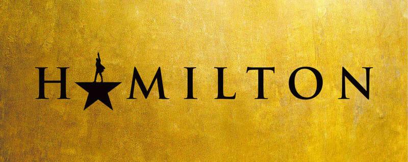 Los mejores musicales de Broadway - Hamilton