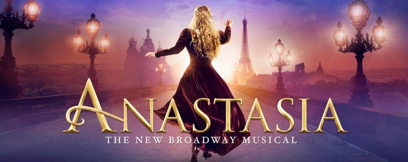 Los mejores musicales de Broadway - Anastasia