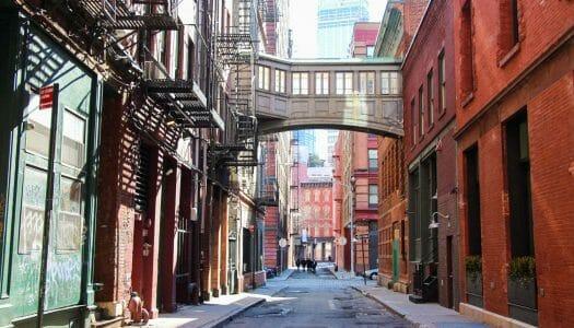 Las calles más bonitas de Nueva York
