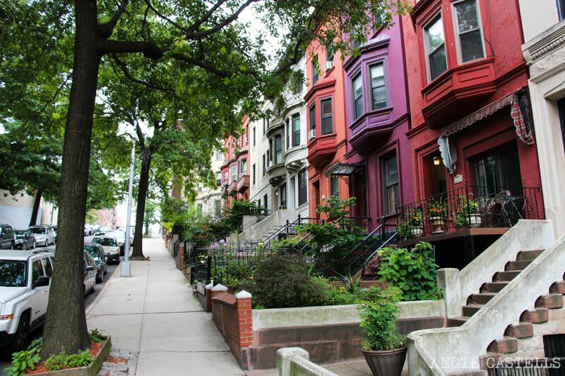 Las calles más bonitas de Nueva York - Hamilton Heights, Harlem
