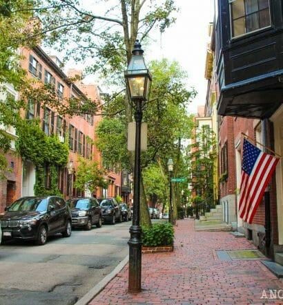 Qué ver en Boston en una excursión desde Nueva York - Beacon Hill