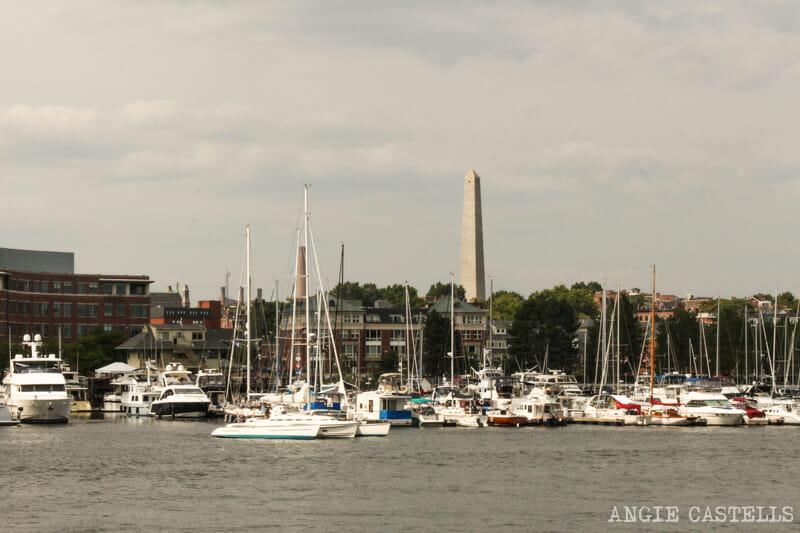 Qué ver en Boston en una excursión desde Nueva York - Bunker Hill