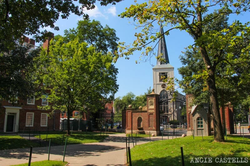 Qué ver en Boston en una excursión desde Nueva York - Universidad de Harvard
