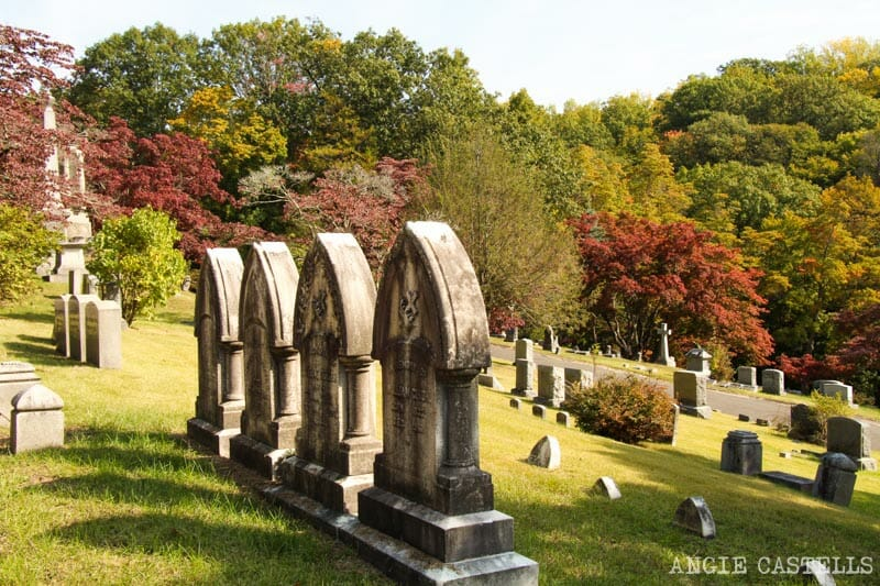 Visitar Sleepy Hollow - El Sleepy Hollow Cemetery